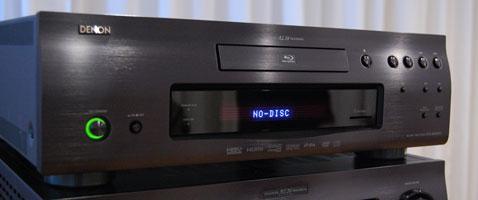 Blu-ray плеер Denon DVD-3800BDCI