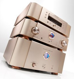 Marantz Legendary Gold
