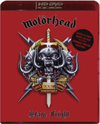 Motorhead Stage Fright HD DVD