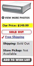 Распродажа HD DVD плеера к XBox 360