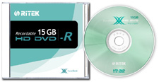 Ritek HD DVD R