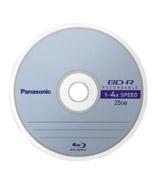 Panasonic Blu-ray Disc LM-BR25LDE