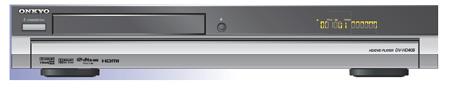 HD DVD плеер Onkyo DV-HD805