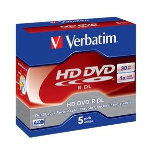 Verbatim HD DVD R DL