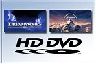 Paramaunt Dreamworks HD DVD