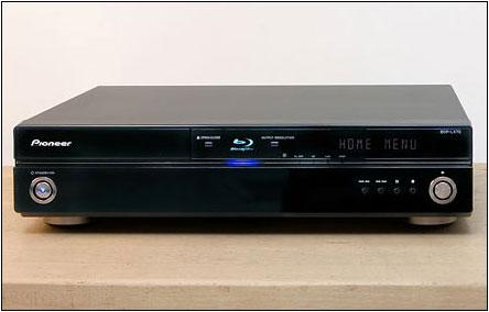 Blu-ray плеер Pioneer BDP HD1