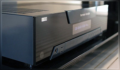 Медиацентр Harman Kardon DVC600