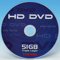 51Gb HD DVD