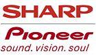 Sharp+Pioneer