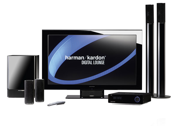 Harman Kardon Digital Lounge