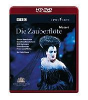 Mozart Die Zauberflote HD DVD
