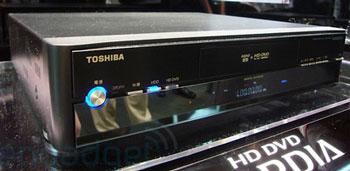 Toshiba Vardia RD-X7