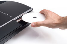 Sony PS3 Blu-ray