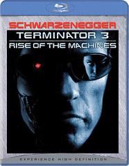 Terminator 3 Blu-ray