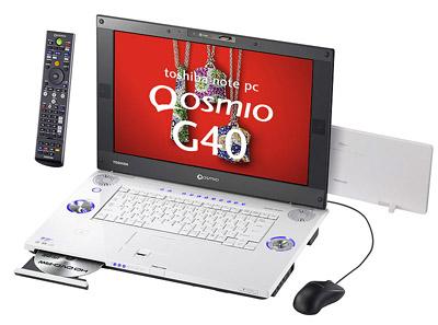 Toshiba Qosmio G40
