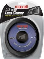 Maxell lens cleaner