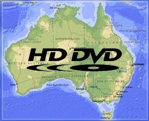 Australia HD DVD