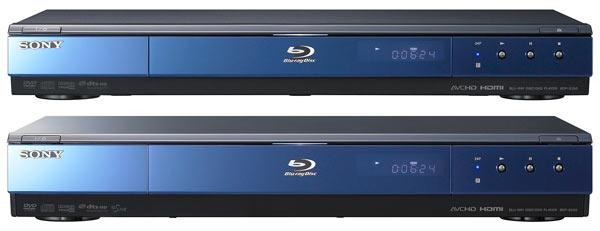 Blu-ray плееры Sony BDP-S350 и S550
