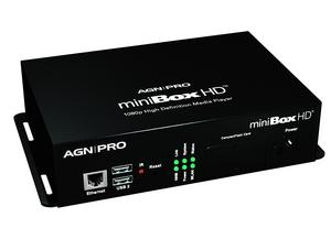 AGNPRO miniBox HD700-S