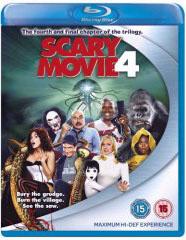 Очень Страшное Кино - 4 на Blu-ray