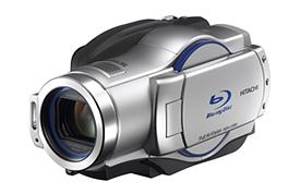 Hitachi DZ-BD7HSW