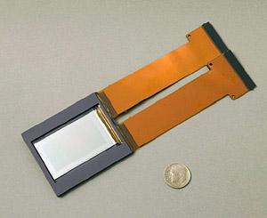 JVC D-ILA LCD