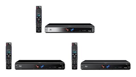 Blu-ray рекордеры Sharp BD HDW