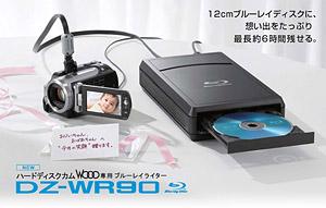Hitachi DZ-WR90