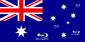 Blu-ray в Австралии