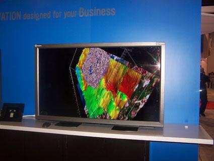 Westinghouse Quad HD LCD D56QX1