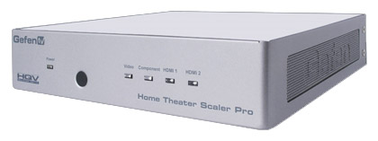 GefenTV Home Theater Scaler Pro