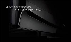 3D Ready HDTV