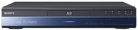 Проигрыватель Blu-ray Sony BDP-S300