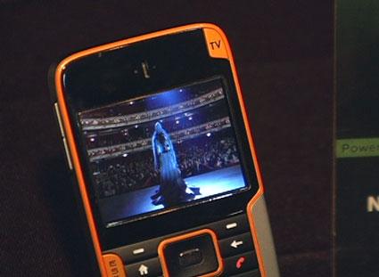 Видео на мобильнике