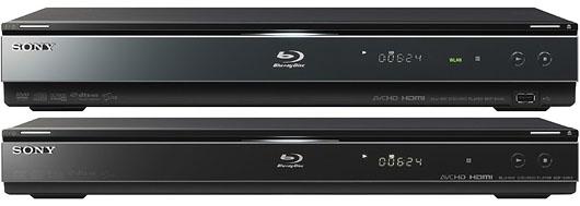 Sony BDP-S360 и BDP-S560