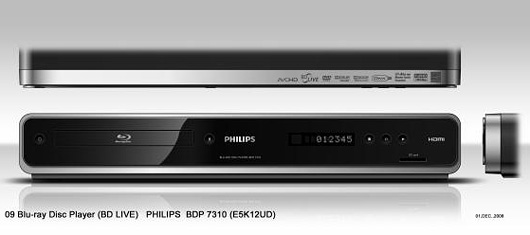 Philips BDP-7310
