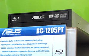 Blu-ray привод ASUS BC-1205PT