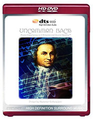 Uncommon Bach HD DVD