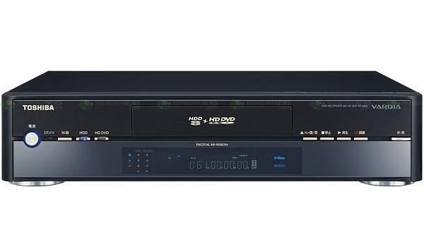 HD DVD рекордер TOSHIBA RD A600